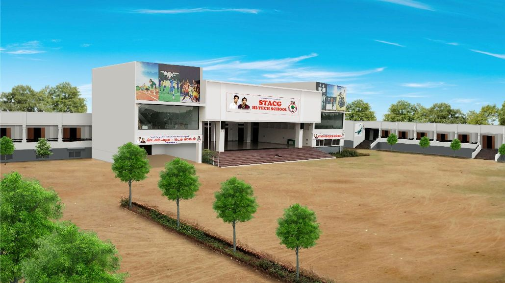 STACG Hi-Tech School, Tirunelveli